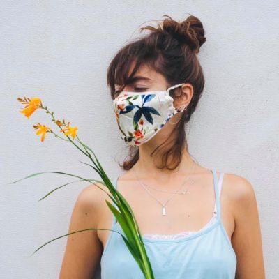 Holistic Silk ansigtsmaske