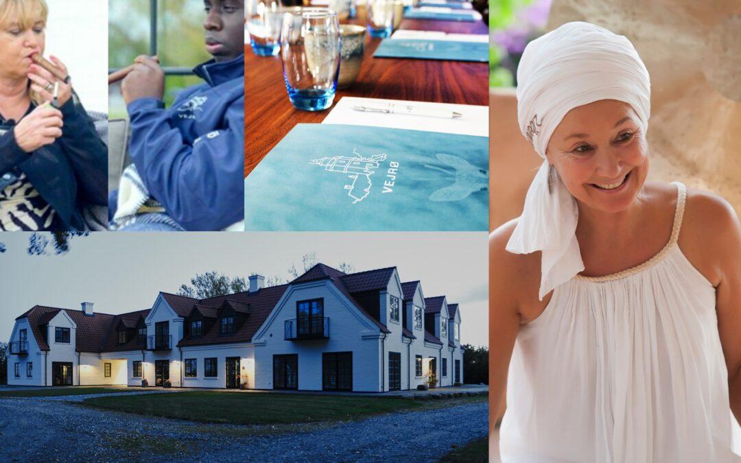 Luksus Yoga retreat Vejrø – 6.-8. august 2021