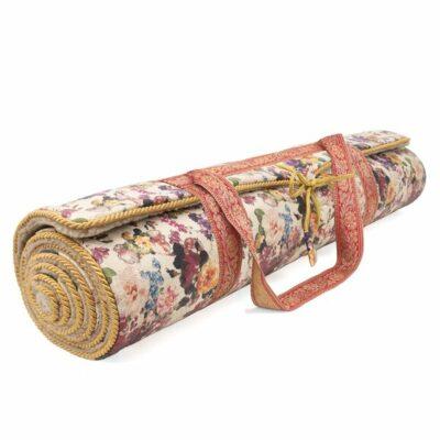 Holistic silk luksus yogamåtter